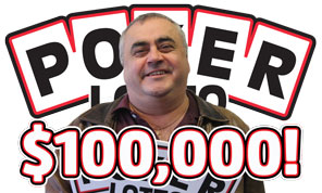 Winner Spotlight - $100,000 POKER LOTTO - Winnipeg