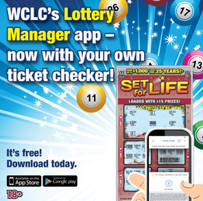 Lottery Manager - Ticket Checker App SNW